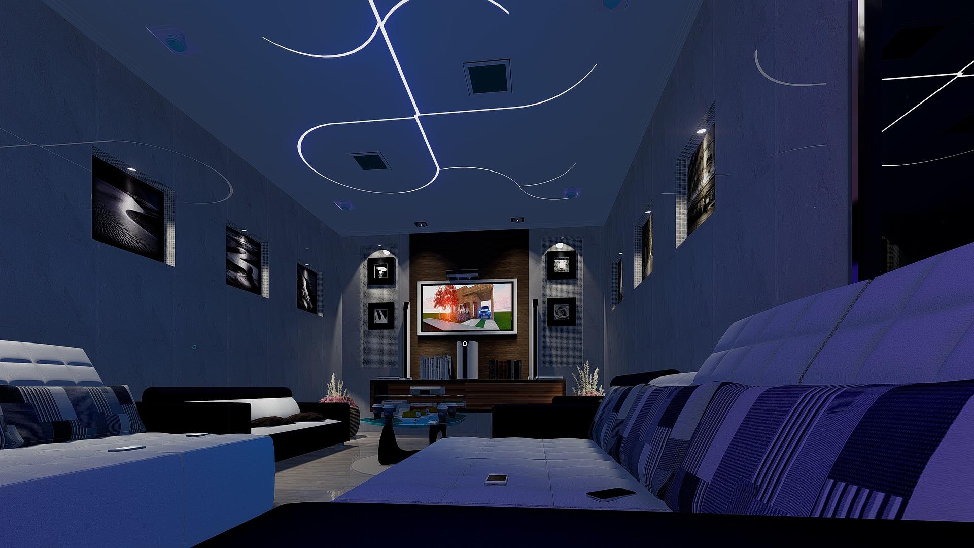 8 Best Ways to Decorate Around TV | Maggiescarf