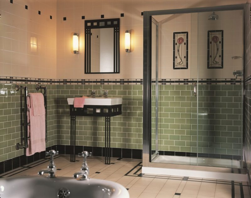 Art Deco Bathroom Style Guide Maggiescarf