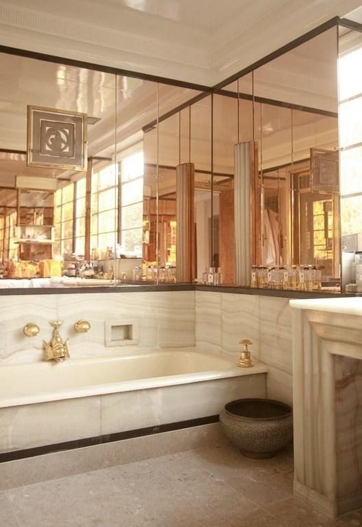 Surprising Art Deco Bathroom Style Guide Maggiescarf Download Free Architecture Designs Terchretrmadebymaigaardcom