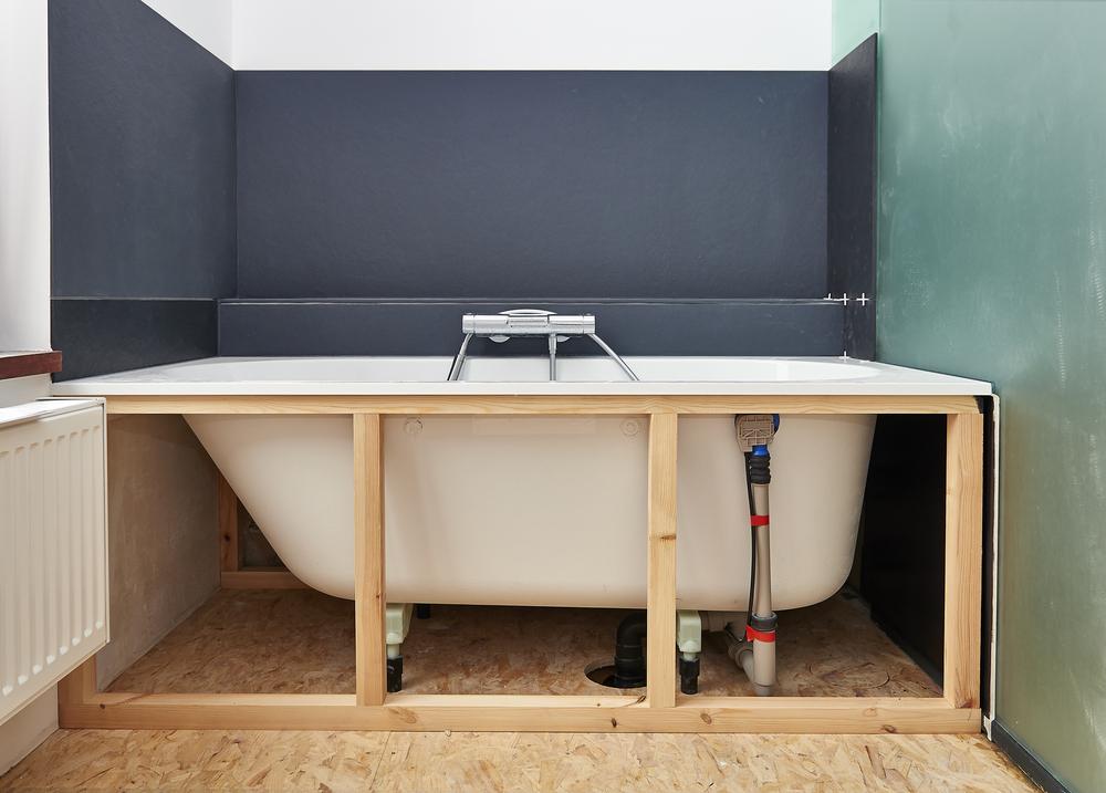 How To Install A Bathtub | Maggiescarf