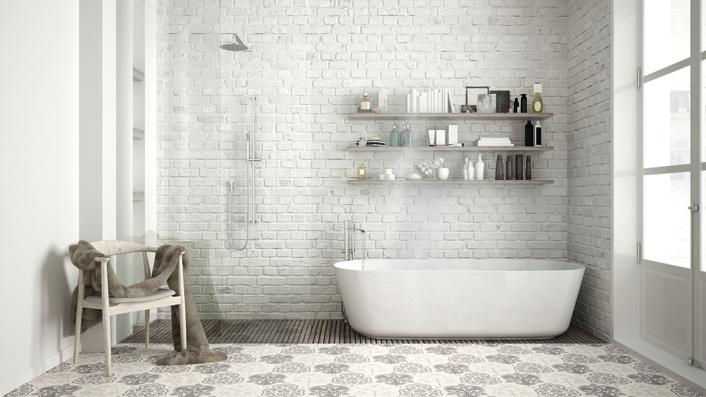 Vintage Bathroom Ideas – If you are a fan of the vintage style then you need to make sure that the bathroom is in a retro design and is according to the ...