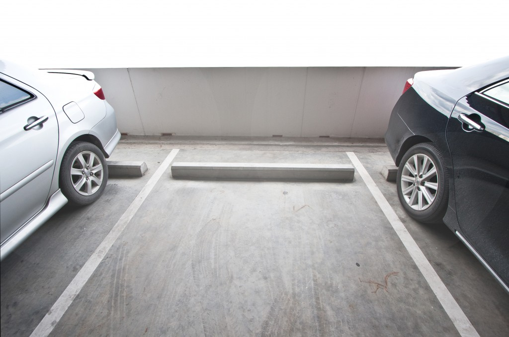 a parking space