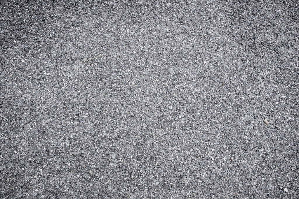 a pavement
