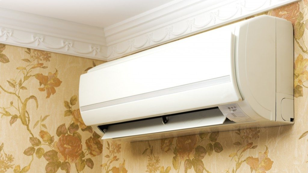 Photo of an airconditioner