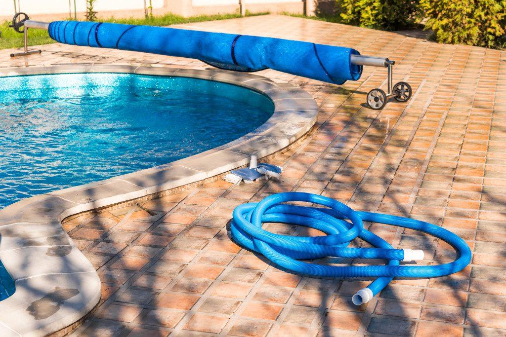 residential pool