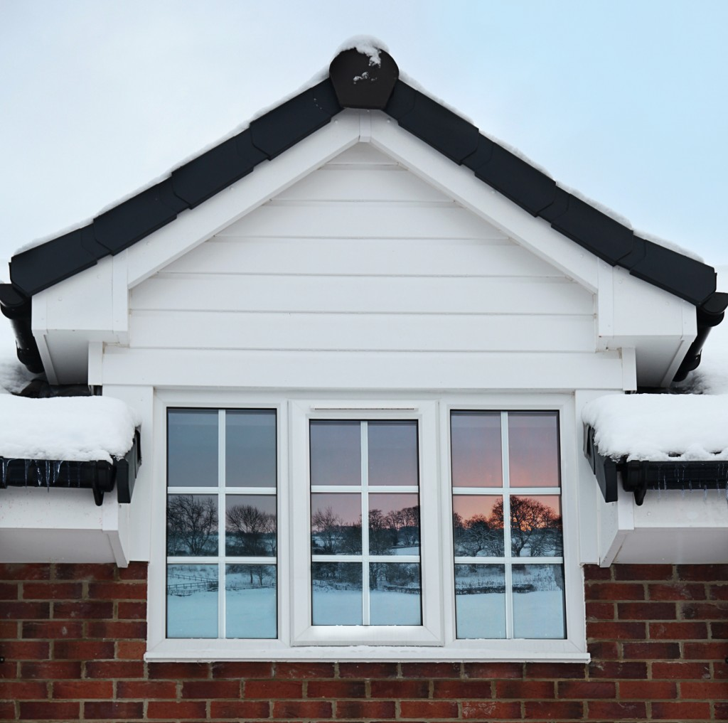 photo of house's attic