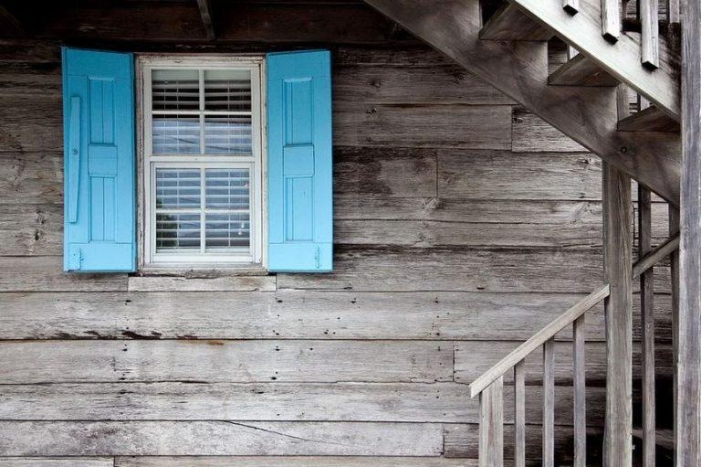 blue-window