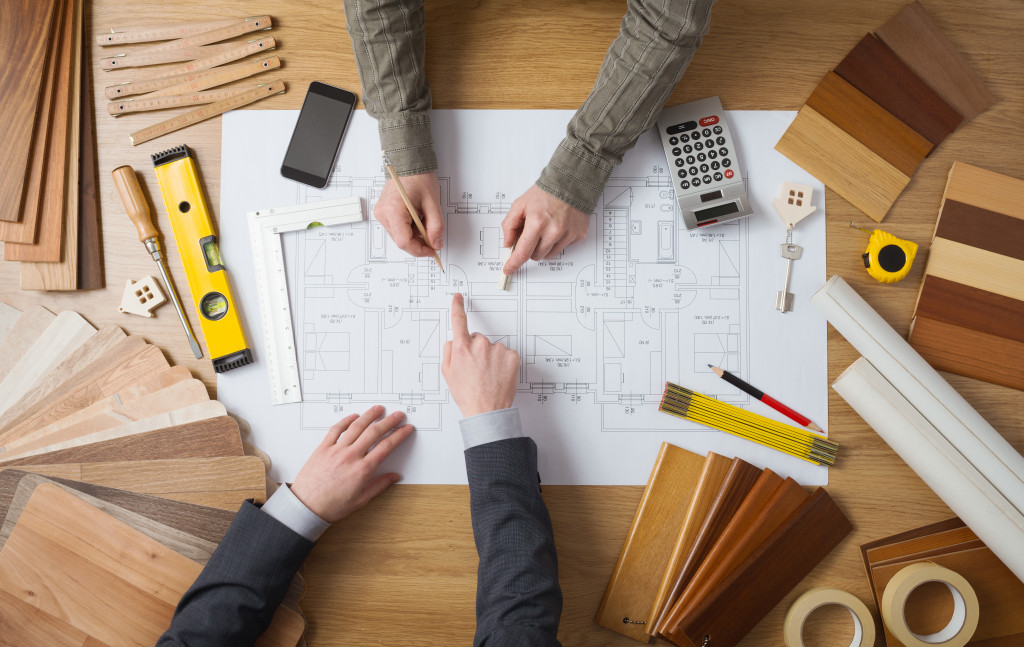 planning a home project